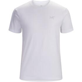 Arc'teryx A Squared Maglietta a maniche corte Uomo bianco